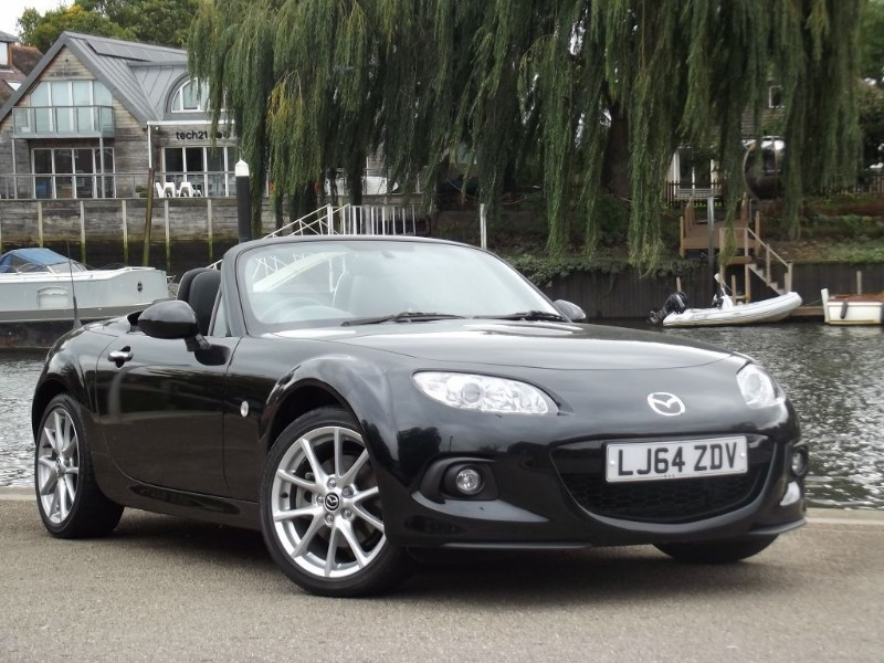 used Mazda MX-5 I ROADSTER SPORT TECH in twickenham-middlesex-london
