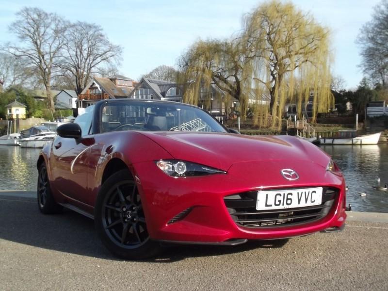 used Mazda MX-5 SPORT NAV in twickenham-middlesex-london