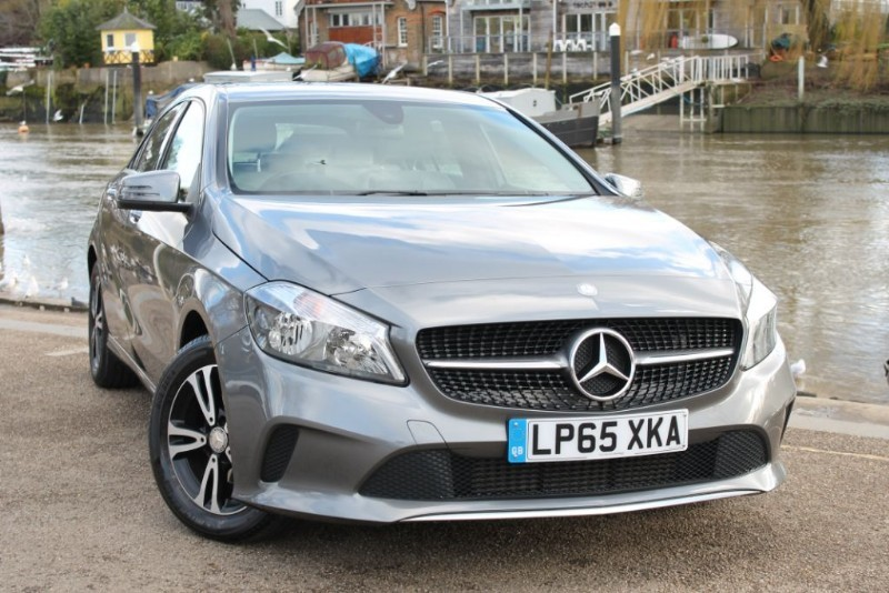 used Mercedes A180 A-CLASS A 180 D SE in twickenham-middlesex-london