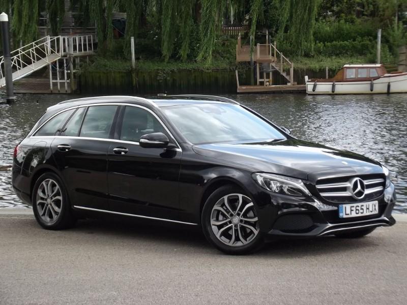 used Mercedes C220 BLUETEC SPORT PREMIUM PLUS in twickenham-middlesex-london