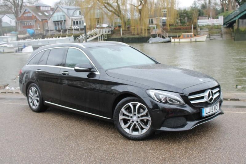 used Mercedes C220 BLUETEC SPORT PREMIUM in twickenham-middlesex-london