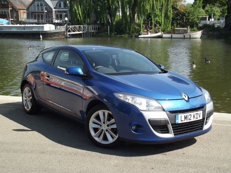 used Renault Megane I-MUSIC in twickenham-middlesex-london