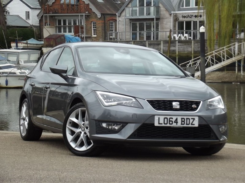 used SEAT Leon TSI FR TECHNOLOGY in twickenham-middlesex-london