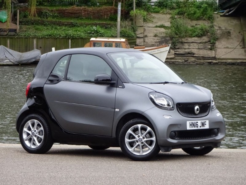 used Smart Car Fortwo Coupe PASSION in twickenham-middlesex-london