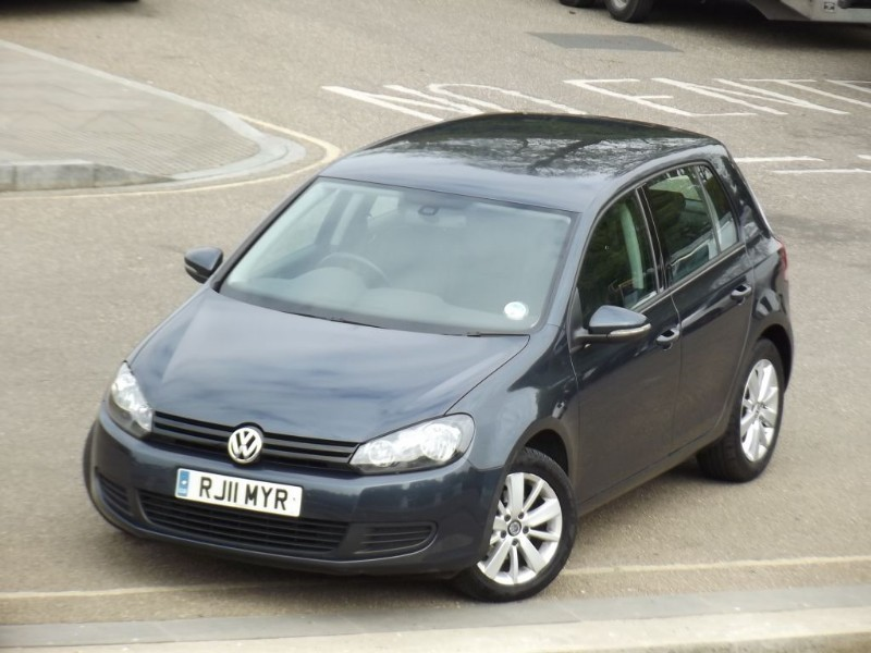 used VW Golf MATCH TDI BLUEMOTION TECHNOLOGY in twickenham-middlesex-london