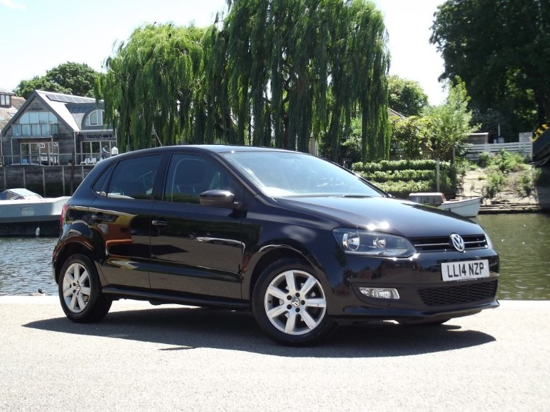 used VW Polo MATCH EDITION in twickenham-middlesex-london
