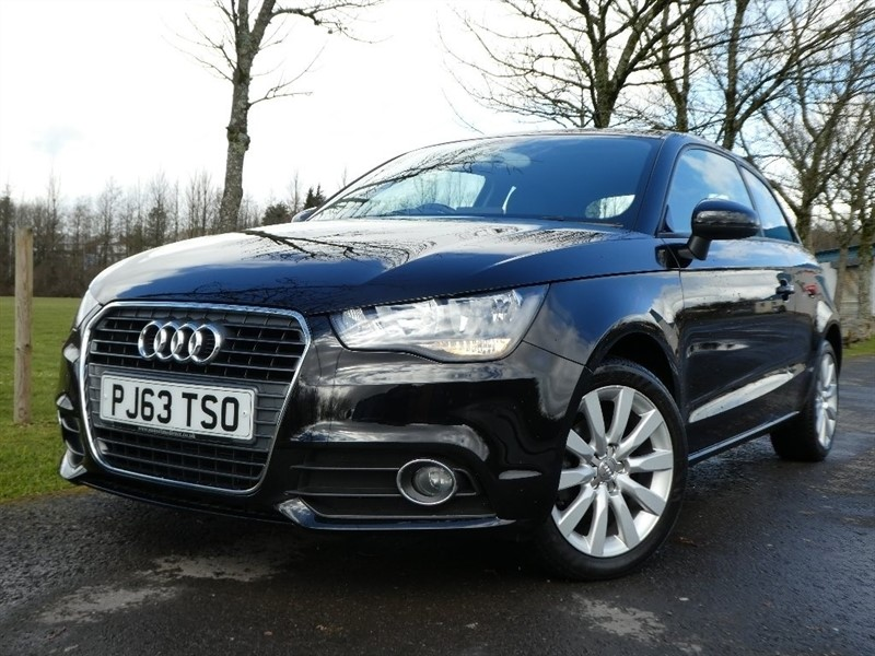used Audi A1 TFSI Sport 3dr in ebbw-vale
