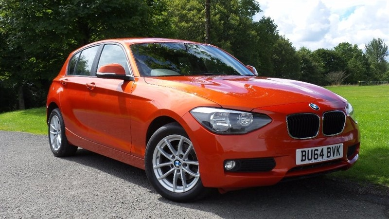 used BMW 116d 1 Series SE Sports Hatch 5dr (start/stop) in ebbw-vale