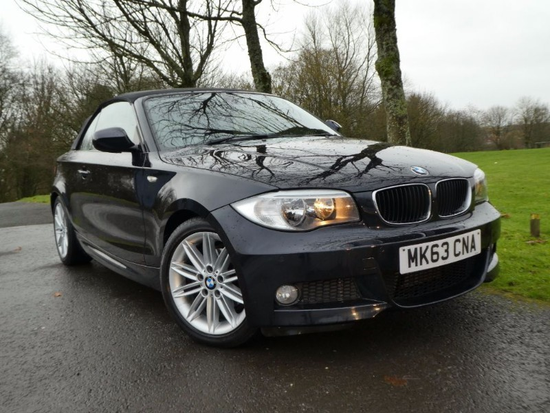 used BMW 118d M SPORT in ebbw-vale