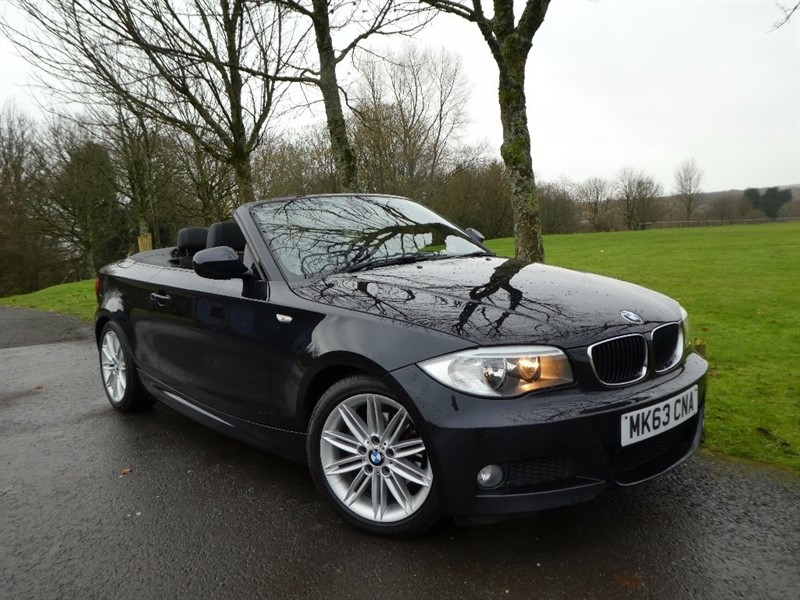used BMW 118d 1 Series M Sport 2dr in ebbw-vale