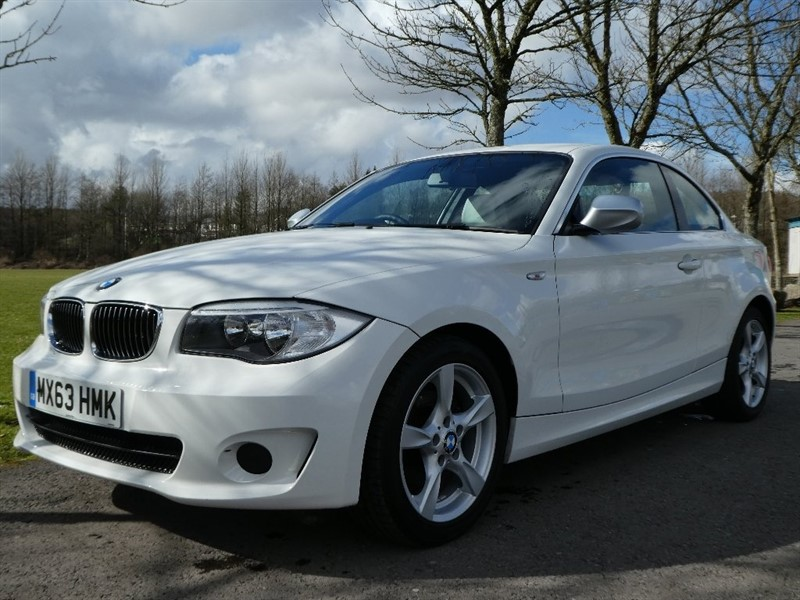 used BMW 118d 1 Series Exclusive Edition 2dr in ebbw-vale