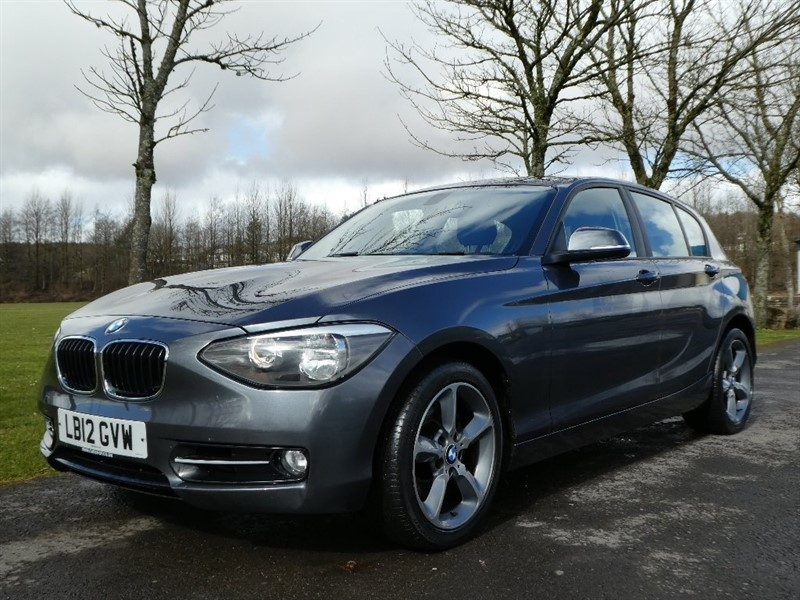 used BMW 120d 1 Series Sport 5dr in ebbw-vale
