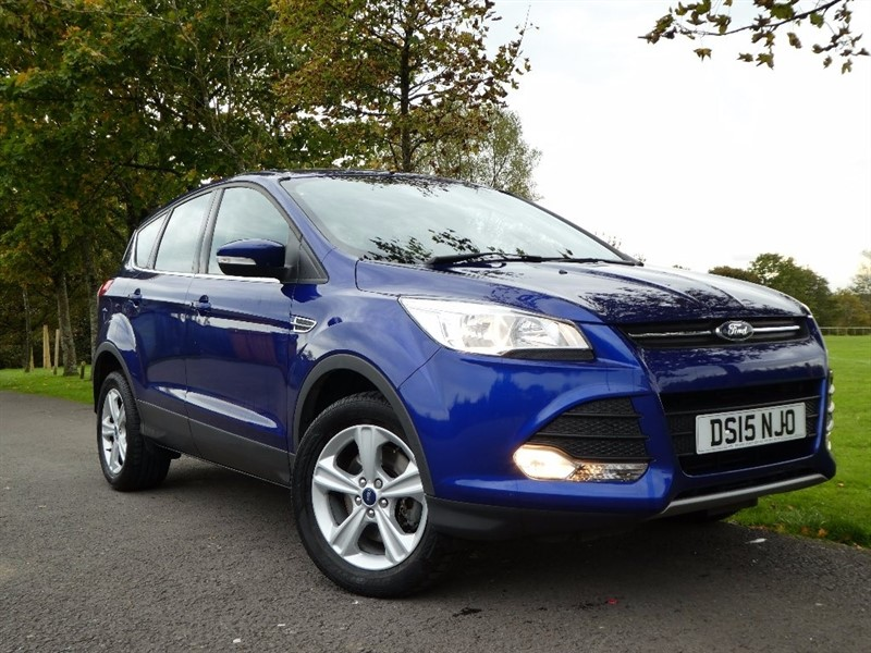 used Ford Kuga TDCi Zetec Station Wagon 5dr in ebbw-vale