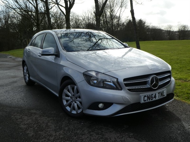 used Mercedes A180 CDI A Class ECO SE 5dr in ebbw-vale