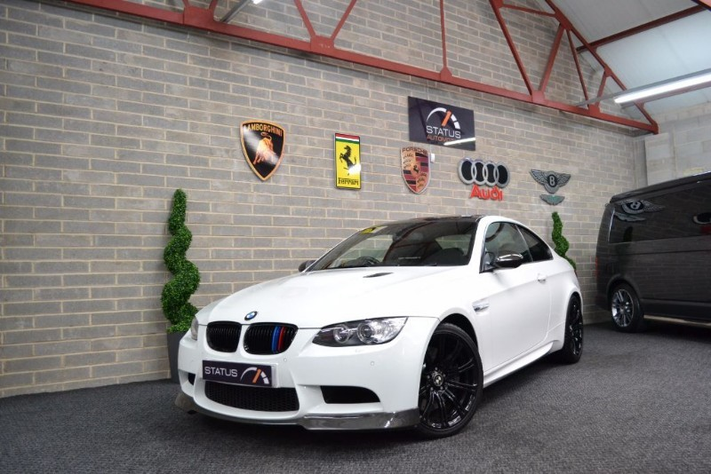 used BMW M3 4.0 V8 COUPE CARBON KIT+EXHAUST in birstall