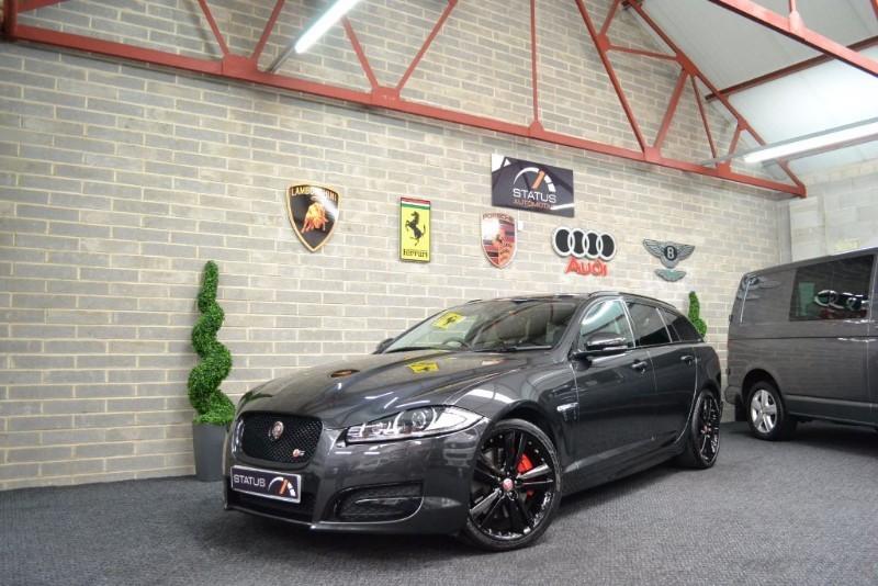used Jaguar XF D V6 S PORTFOLIO SPORTBRAKE in birstall