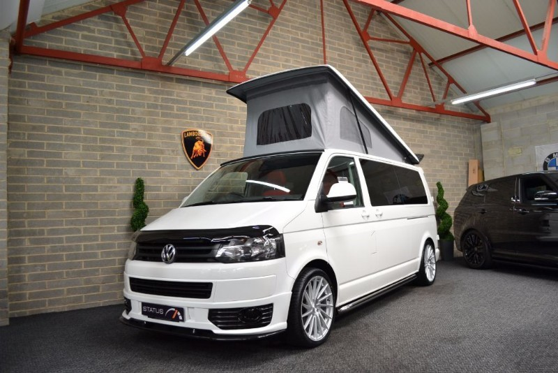 Used White VW Transporter For Sale