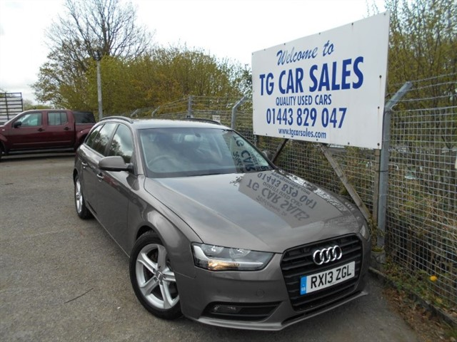 used Audi A4 Avant TDIE SE Technik in blackwood-gwent