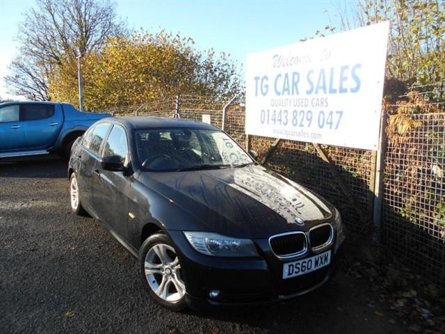 used BMW 316d ES in blackwood-gwent