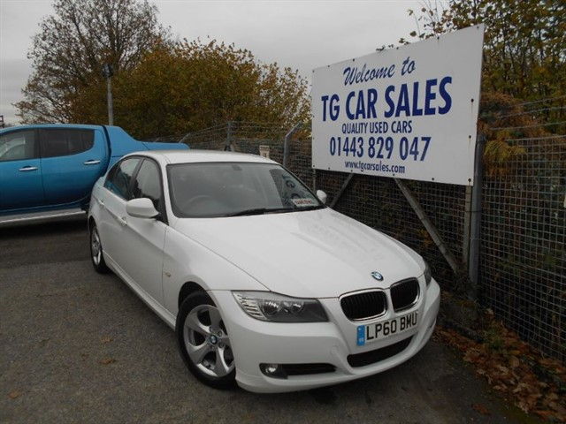 used BMW 320d EfficientDynamics in blackwood-gwent