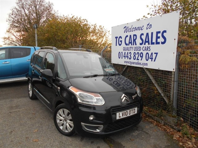used Citroen C3 Picasso Exclusive HDI in blackwood-gwent