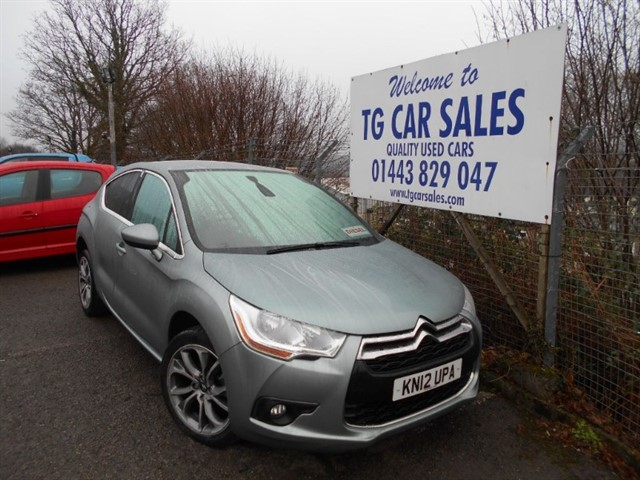 used Citroen DS4 HDI DStyle in blackwood-gwent