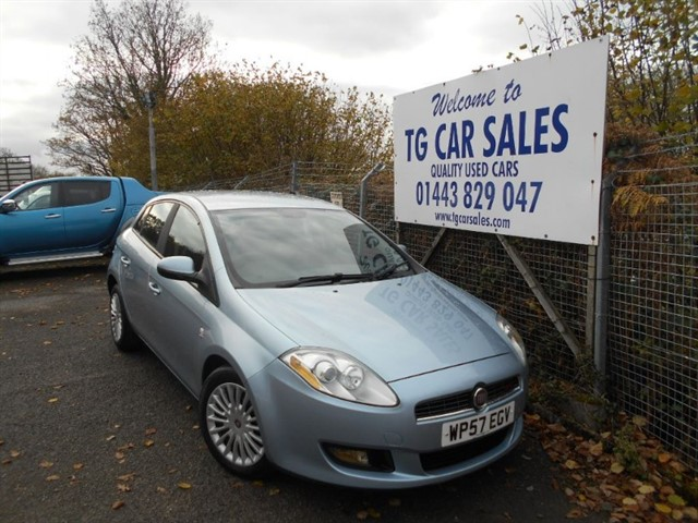 used Fiat Bravo Active T-Jet 150 in blackwood-gwent