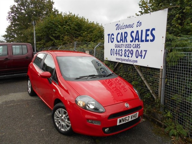 used Fiat Punto Easy in blackwood-gwent