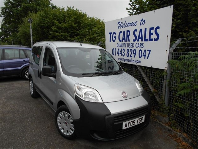 used Fiat Qubo Active in blackwood-gwent