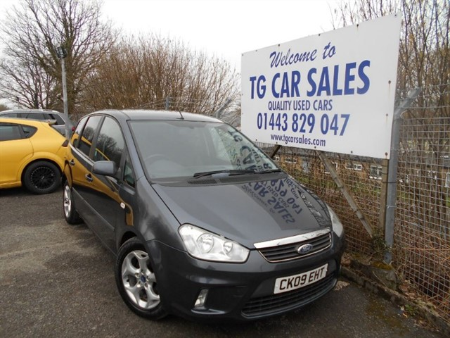 used Ford C-Max Zetec TD 115 in blackwood-gwent
