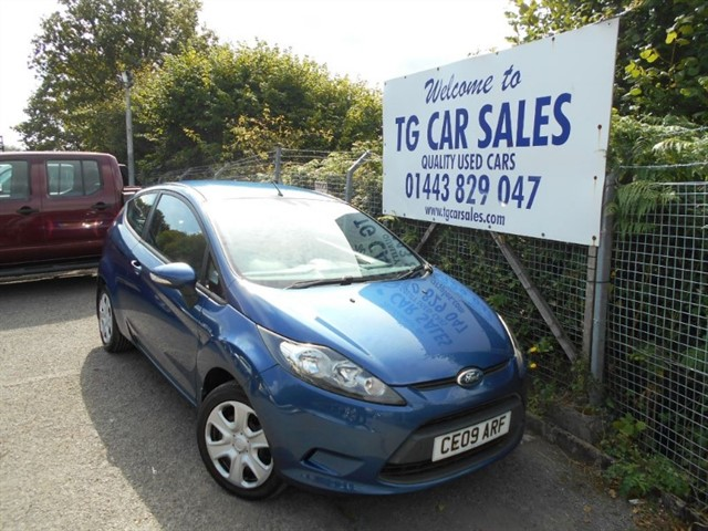 used Ford Fiesta Style 82 in blackwood-gwent