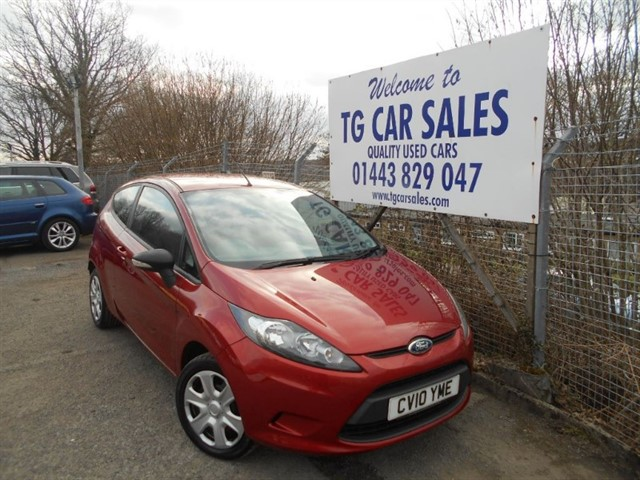 used Ford Fiesta Style Plus in blackwood-gwent
