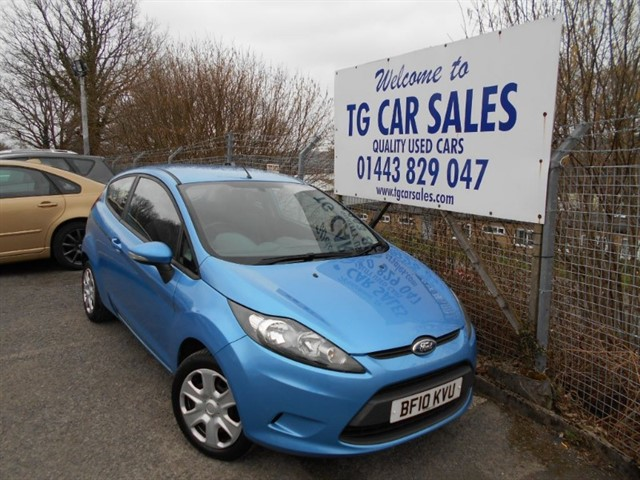 used Ford Fiesta Edge in blackwood-gwent