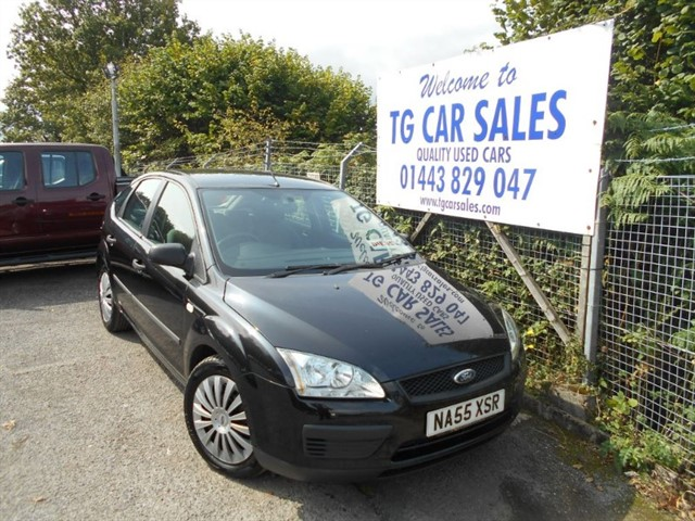 used Ford Focus LX TDCI in blackwood-gwent