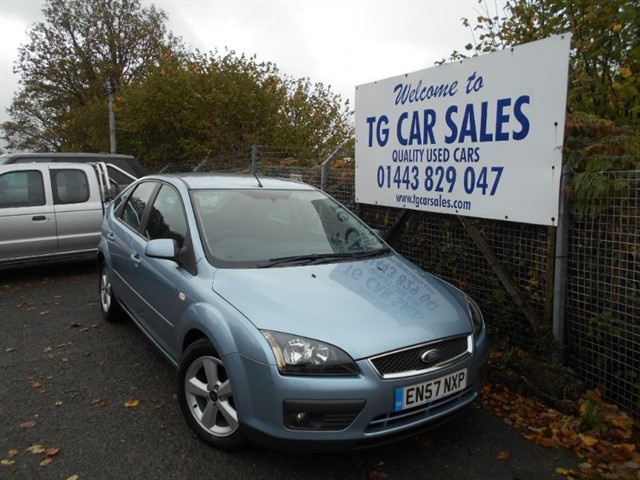 used Ford Focus Zetec Climate in blackwood-gwent