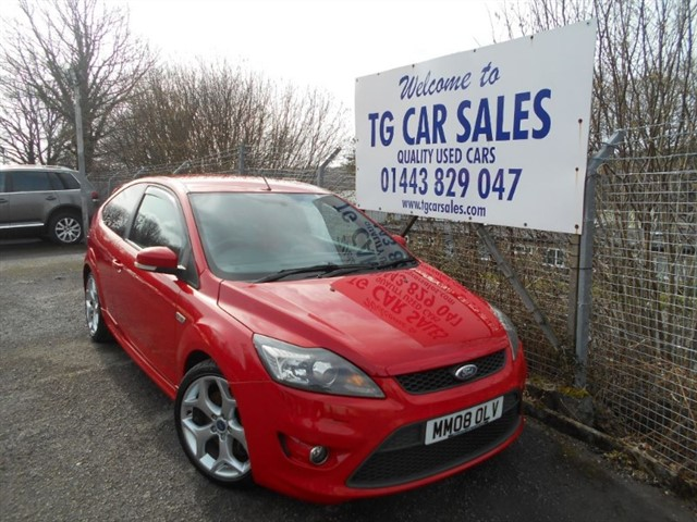 used Ford Focus ST-2 in blackwood-gwent