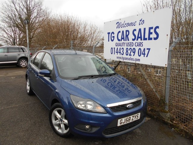 used Ford Focus Zetec 100 in blackwood-gwent