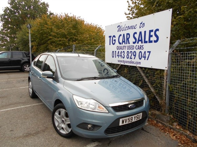 used Ford Focus Style 100 in blackwood-gwent