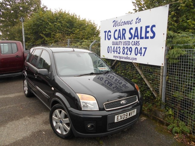 used Ford Fusion + in blackwood-gwent
