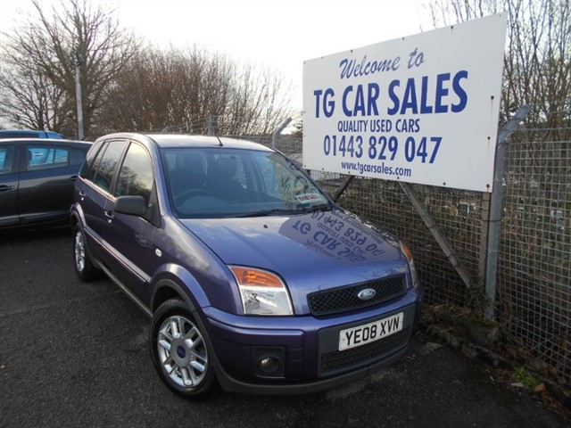 used Ford Fusion Zetec Climate TDCI in blackwood-gwent