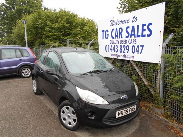 used Ford KA Style in blackwood-gwent