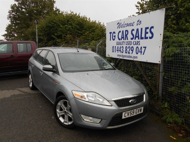 used Ford Mondeo Zetec TDCI 140 in blackwood-gwent