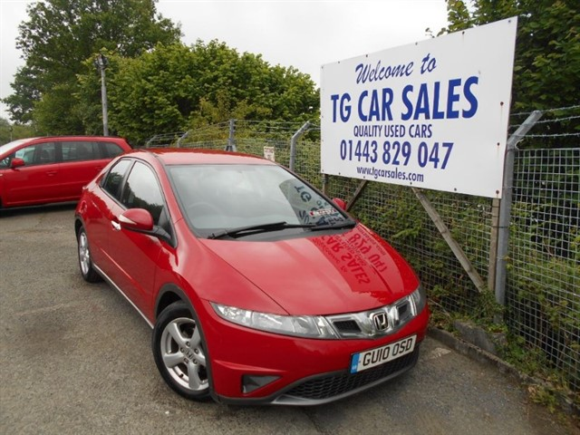 used Honda Civic I-CTDI SE in blackwood-gwent