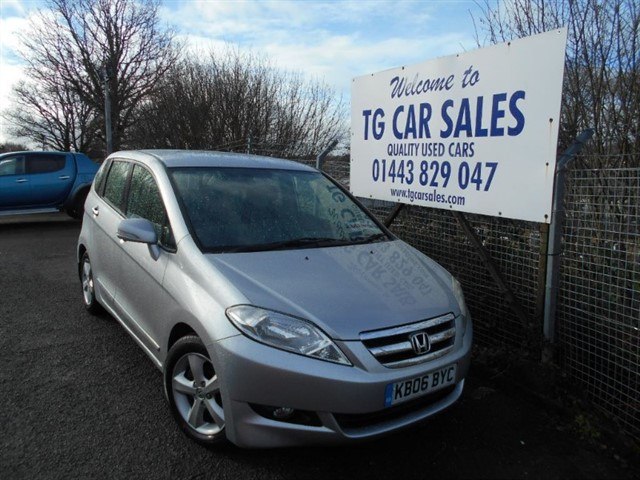 used Honda FR-V I-CTDI Sport in blackwood-gwent
