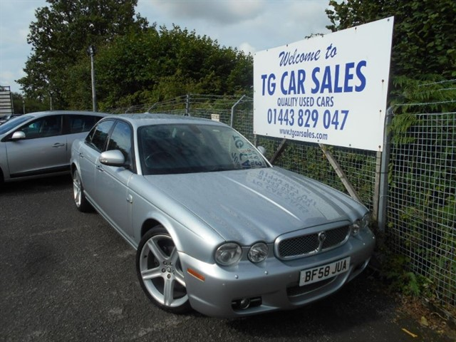used Jaguar XJ V6 Sport Premium SWB in blackwood-gwent