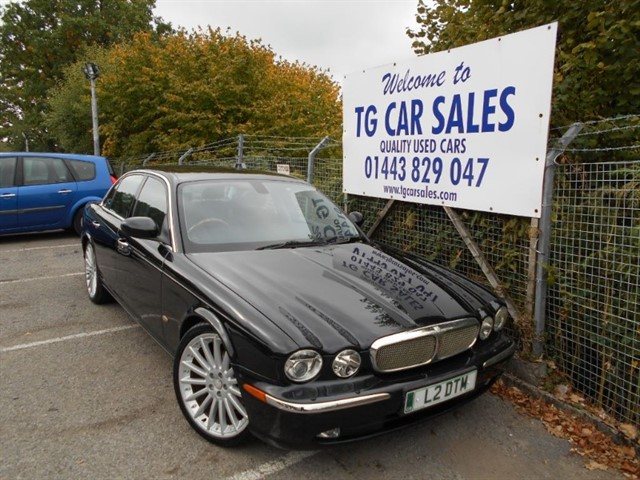 used Jaguar XJ TDVI Sovereign in blackwood-gwent
