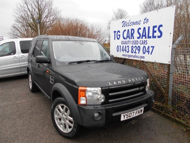 used Land Rover Discovery 3 TDV6 XS in blackwood-gwent