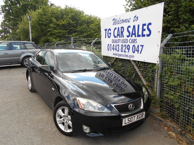 used Lexus IS 220d  in blackwood-gwent