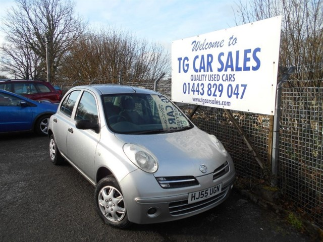used Nissan Micra S in blackwood-gwent