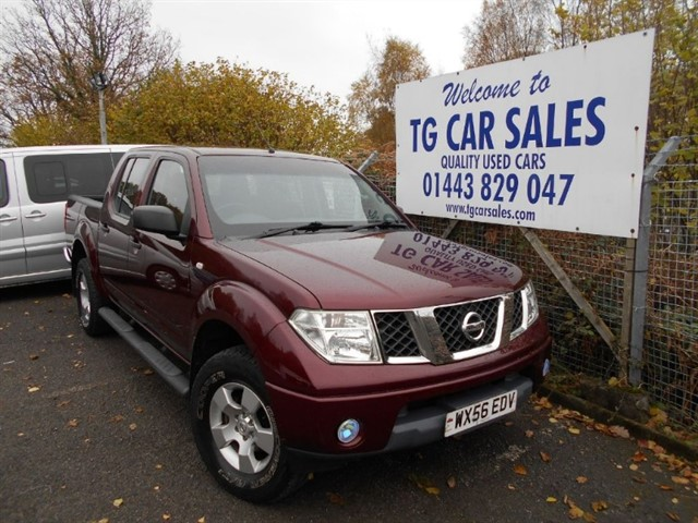 used Nissan Navara Double Cab in blackwood-gwent